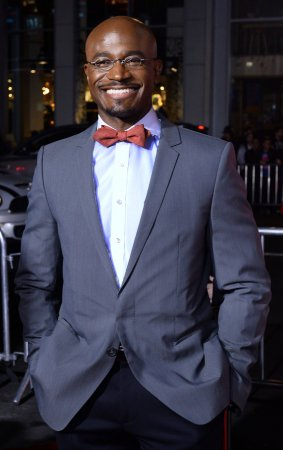 Taye Diggs dating model Amanza Smith Brown