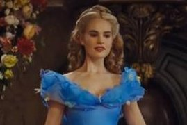 Lily James stars in new trailer for 'Cinderella'