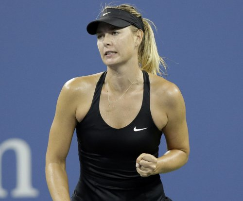 Stomach bug forces Sharapova to withdraw from Mexican Open