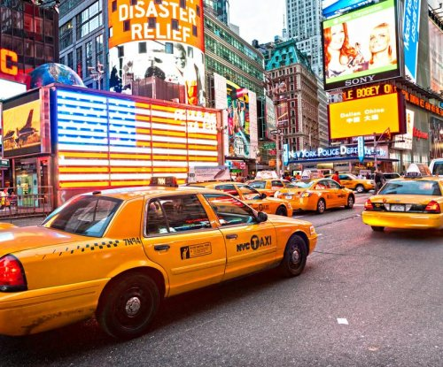 NYC taxis to compete with Uber with Arro app