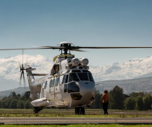 First Airbus Super Puma helicopter delivered to Mali: Report