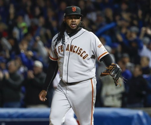 Johnny Cueto still missing from San Francisco Giants camp