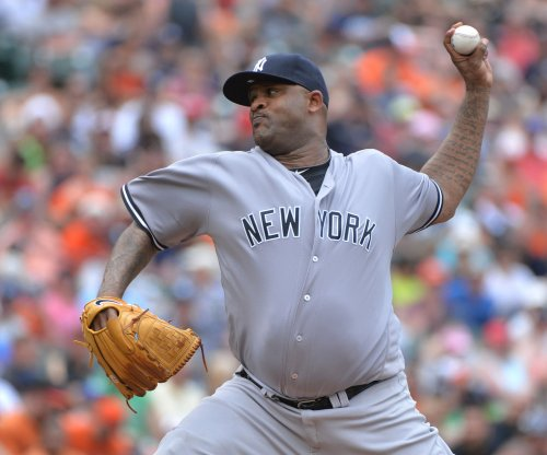 CC Sabathia, New York Yankees take command against Tampa Bay Rays
