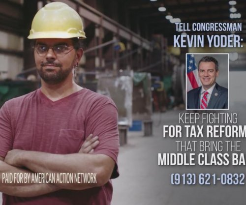 GOP group to spend $500K in ads supporting tax reform