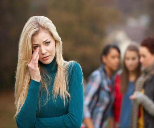 Rate of self-harm among teen girls rose 68 percent from 2011 to 2014