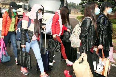 Pro-North Korea body: Waitresses should reunite with family