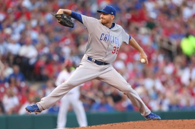 Cubs' Montgomery to face former organization in Royals