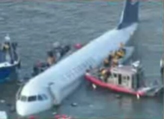 All rescued from Hudson River plane crash
