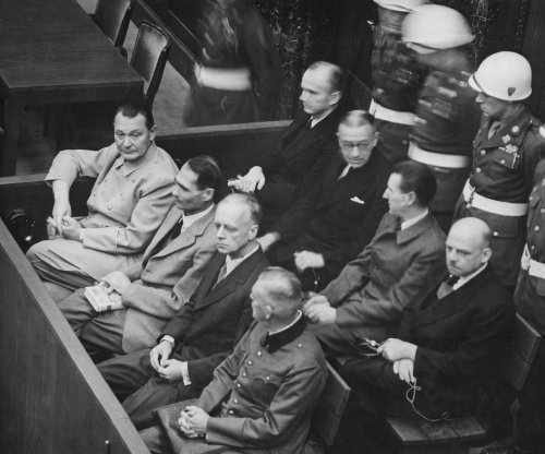 Goering silenced by court