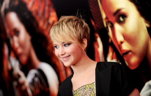 Jennifer Lawrence is the celebrity of the year (Obviously)