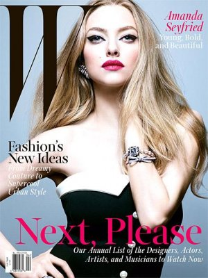 Amanda Seyfried talks acting, says 'sex scenes are great'