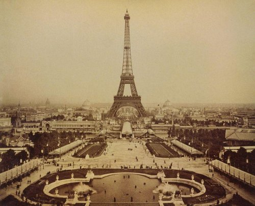 The Eiffel Tower turns 125 years old