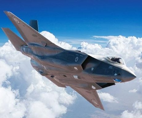 Australia banners industry work on F-35