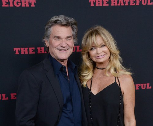 Goldie Hawn discusses relationship with Kurt Russell