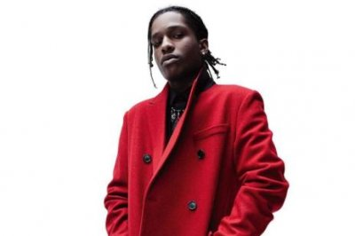 A$AP Rocky named new face of Dior Homme