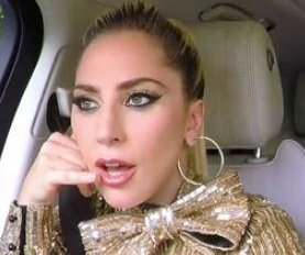Lady Gaga joins James Corden for Carpool Karaoke
