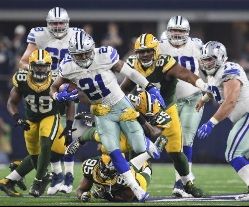 Dallas Cowboys' Ezekiel Elliott headlines PFWA All-NFL Team