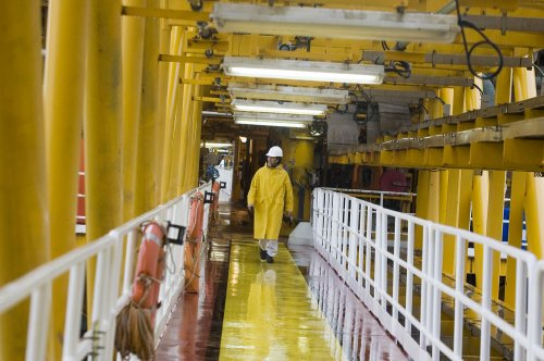 Norway's oil production lower than expected