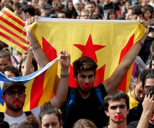 European Commission says Catalonia vote was illegal