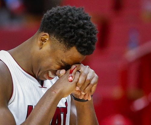 Philadelphia 76ers' Joel Embiid, Miami Heat's Hassan Whiteside have Twitter beef