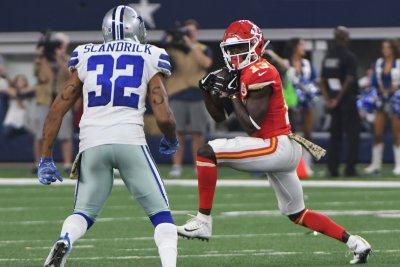 Scandrick's time running out with Cowboys