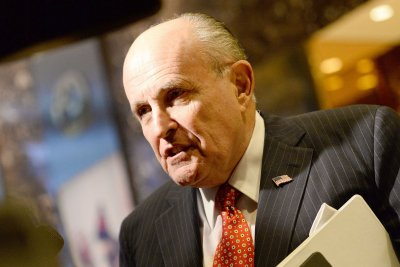 Rudy Giuliani resigns from law firm to focus on work for Trump