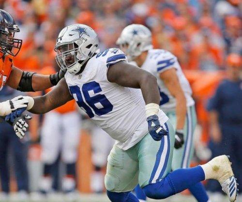 Dallas Cowboys DT Maliek Collins breaks foot again