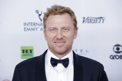 'Grey's Anatomy' star Kevin McKidd introduces son Aiden