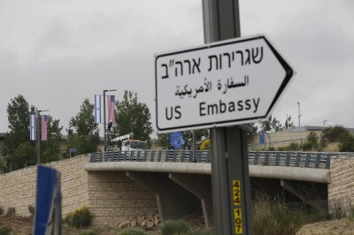 U.S. to spend another $21M on embassy in Jerusalem