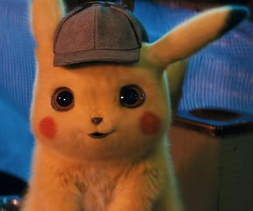 'Detective Pikachu': The world of 'Pokemon' comes alive in first trailer