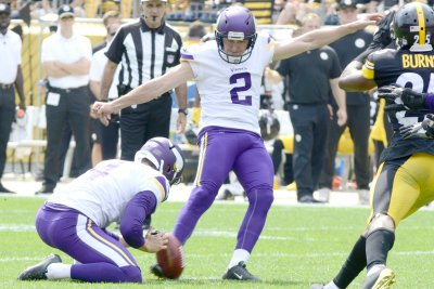Report: Steelers to work out Ks Forbath, McCrane