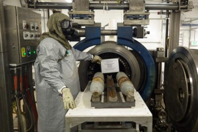 Bechtel awarded $1.2B to destroy mustard weapons at Pueblo plant