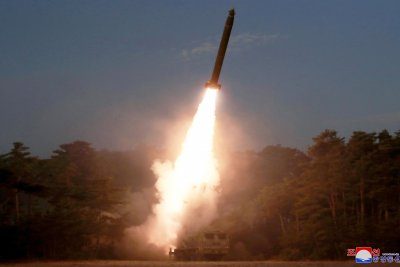 Report: North Korea tested anti-ship cruise missile in July
