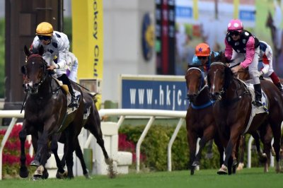 Contrail, Golden Sixty promise stardom in weekend wins in Asia