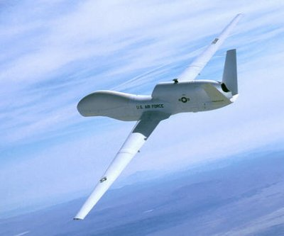 Oil leak found on new Global Hawk drone in South Korea