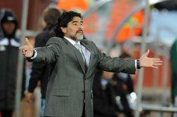 Diego Maradona to remain in hospital for treatment following brain surgery