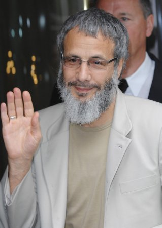 Cat Stevens' Israel gig canceled