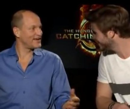 Woody Harrelson didn't know Liam and Chris Hemsworth were brothers until last year