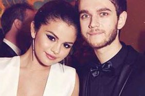 Selena Gomez spotted holding hands with DJ Zedd