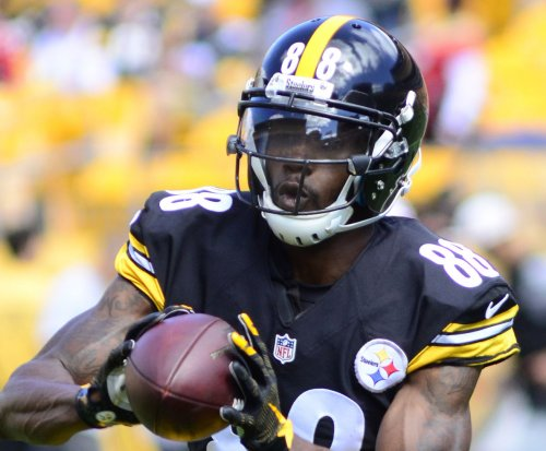 Steelers WR Heyward-Bey leaves with knee injury