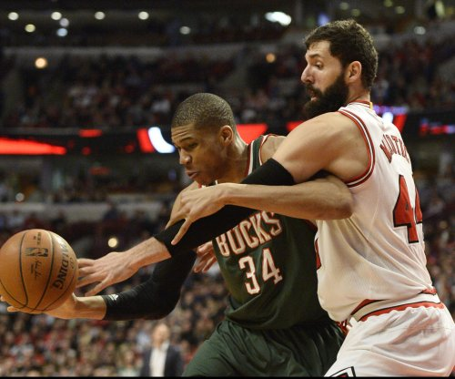 Giannis Antetokounmpo sits out vs. Washington Wizards because of illness