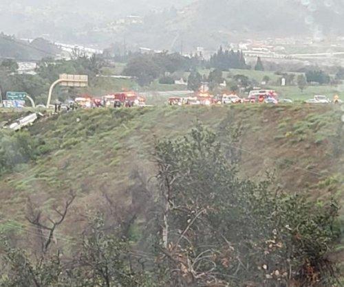3 killed, 18 injured in southern California charter bus crash