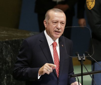 Turkey's Erdogan confirms successful test of S-400 defense system