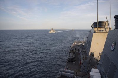 USS Donald Cook wraps Black Sea operations