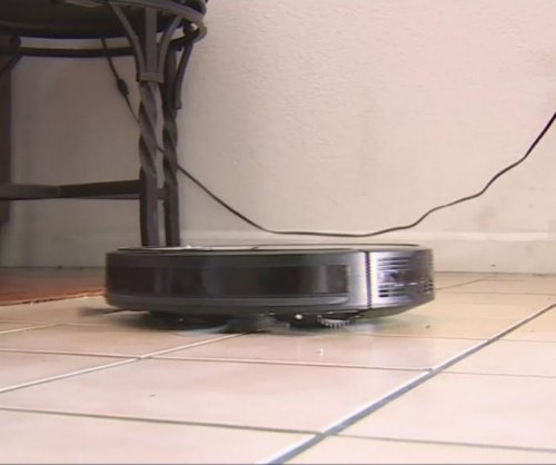 Police respond to report of home intruder, find robot vacuum