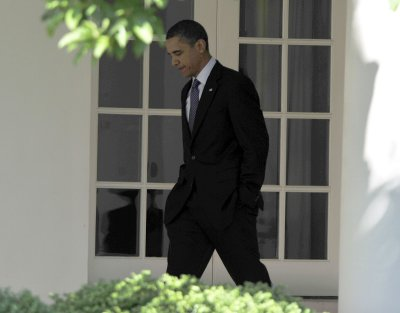 Obama travels to Louisiana