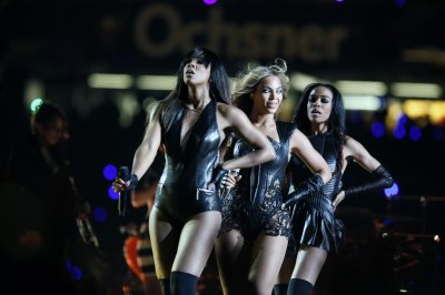 Destiny's Child reunites at Super Bowl in New Orleans