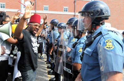 Mo. State Highway Patrol to take over security in Ferguson [UPDATE]