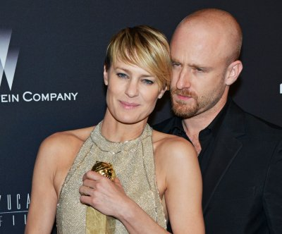 Robin Wright, Ben Foster split up again