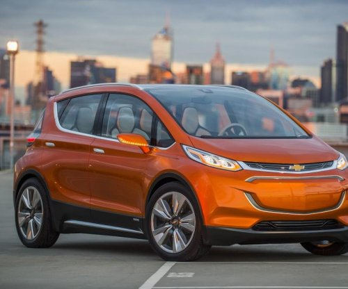 GM and LG team up to make Chevrolet Bolt EV